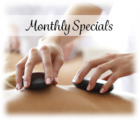 Natural Therapeutics monthly specials