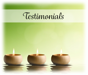 Natural Therapeutics testimonials